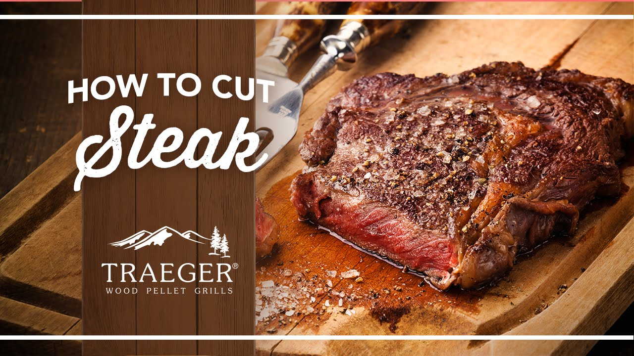 Tips From The Pros: How To Cut Steak Tip  Traeger Grills