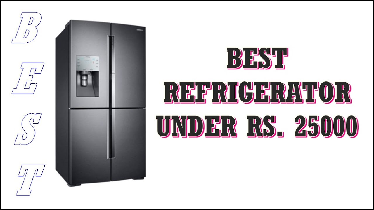 how to choose a good refrigerator in india