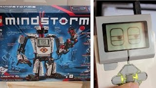 Lego Mindstorms EV3 Unbox, setup & Test