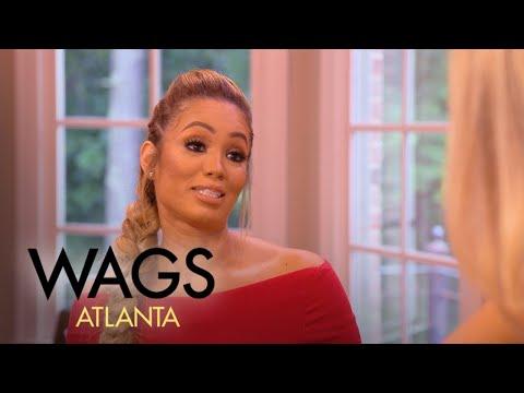 "WAGS Atlanta | Telli Swift Says She's ""Hurt"" Deontay Won't Propose | E!"