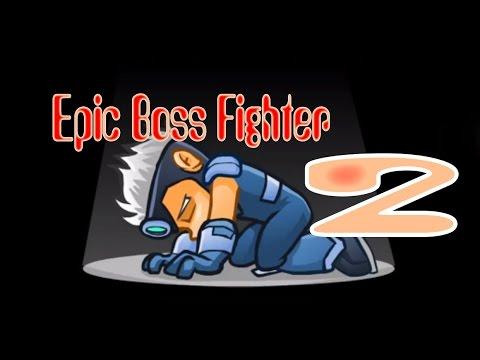 Будни супер героя Epic Boss Fighter #2