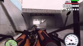GTA SA: Playable ENB for low-medium PCs