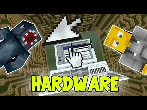 Minecraft - The Dropper 2 - HARDWARE! [5]