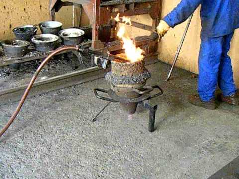 Air / Petrol Preheater