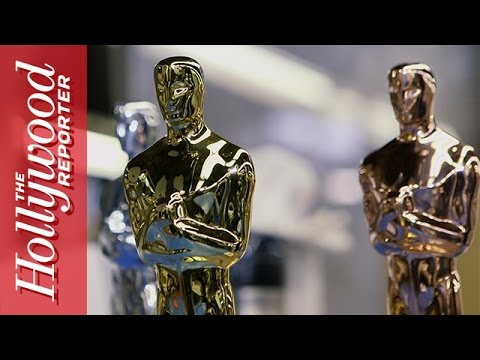 Oscars: Inside the Workshop That Makes the Statuettes