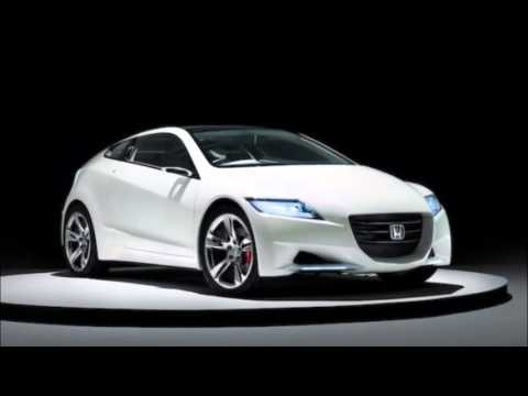 2017 Honda CR Z (sports Car)