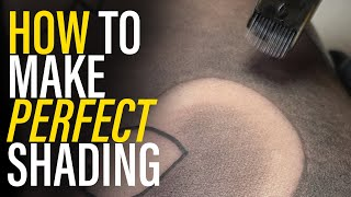 TATTOOING TECHNIQUES || How to Make Smooth Solid Shading screenshot 1