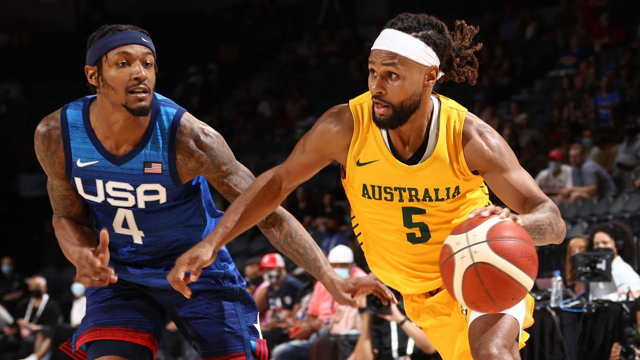 Patty Mills ERUPTS For 22 PTS & 4 AST In Australia's Win! 🔥