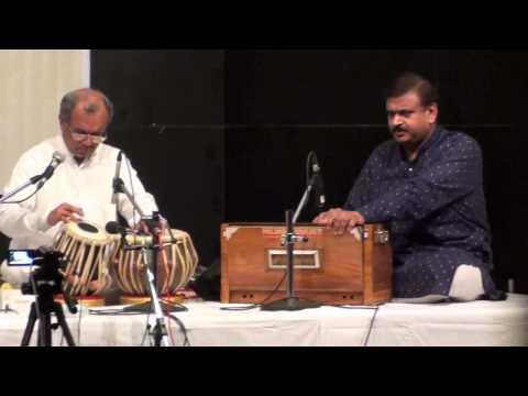 Omkar Gulvady tabla solo, Pune 2012
