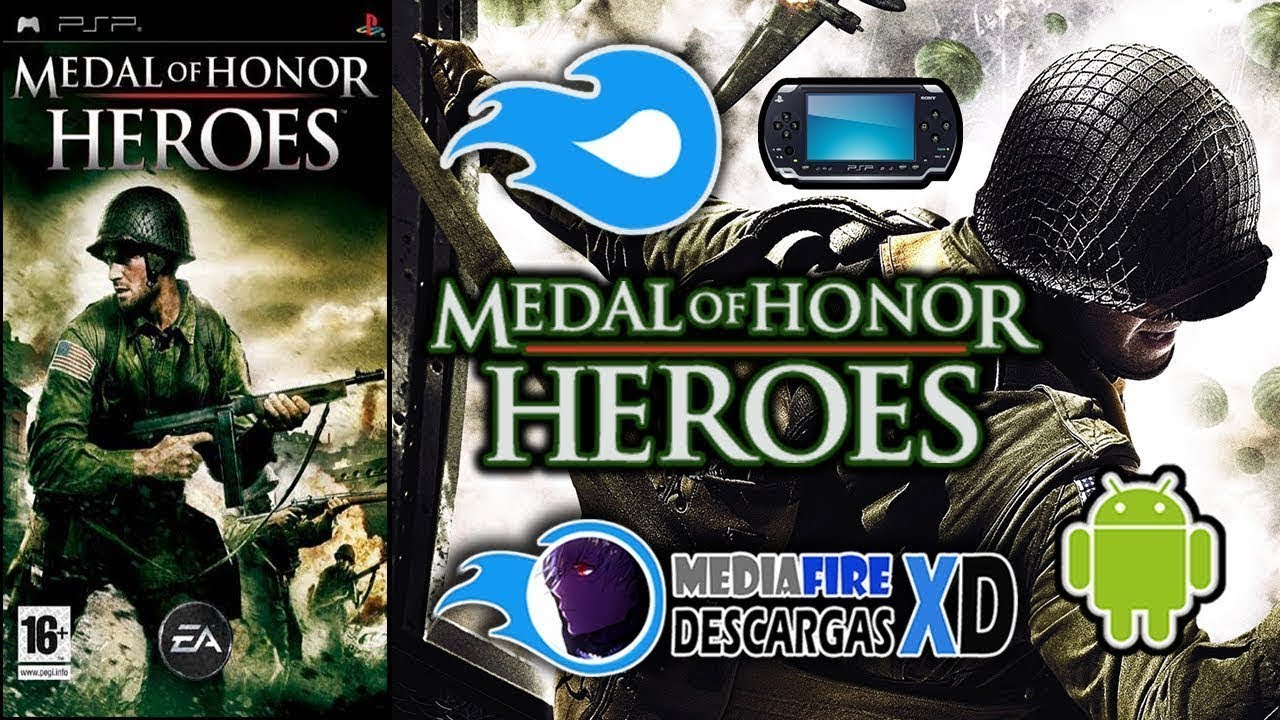 Descargar Medal Of Honor Allied Assault Por Mediafire Solo Mediafire Youtube