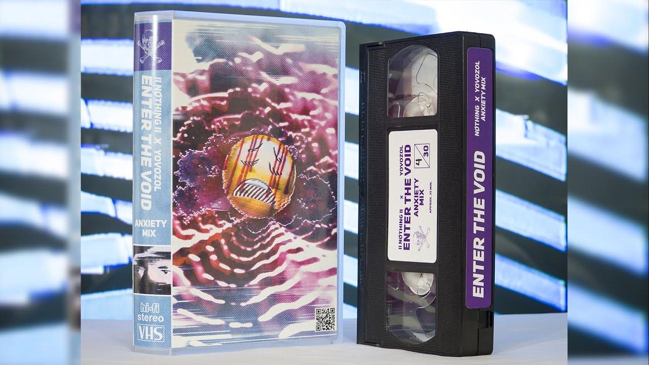 ll nøthing ll x yovozol : ANXIETY MIX VHS - YouTube