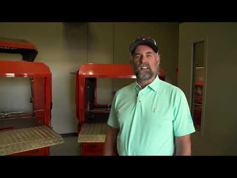 Inside The Maintenance Facility During Tournament Week At TPC Sawgrass