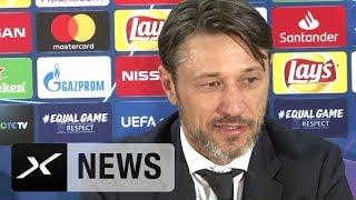 Kovac über Sieg in Athen und Serge Gnabry | FC Bayern München | SPOX