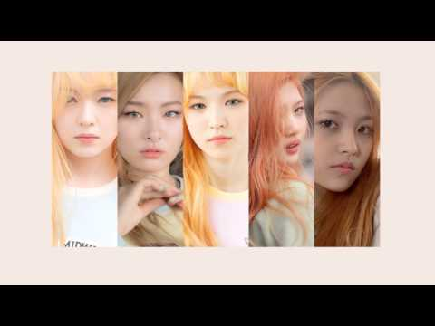 Red Velvet(레드벨벳) - 사탕 (Candy) [MP3 AUDIO & Color Coded]