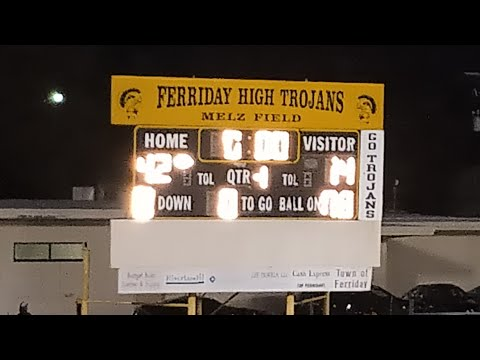 Ferriday High School Defeats Amite To Go To The Superdome For The First Time Since 1984