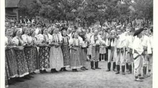 FS Ponitran - Priala som tri roky (Slovak Folk Songs)
