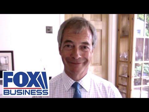 Nigel Farage: G-7 a 'woke convention'