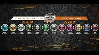F1 2017 AO VIVO - GP DA ITALIA - PS4 SPRINT - NARRAÇÃO LUIS COURA - LIGA PRORACE E-SPORTS