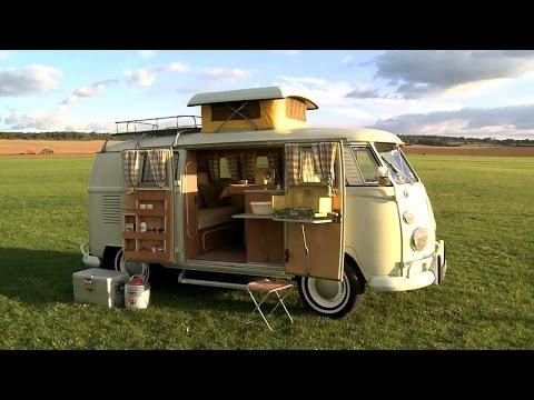 [Doku] Wenn ich will, kann ich weg - Von Menschen, die im Camper leben [HD]