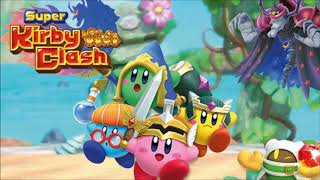 Galacta Knight 1 / Aeon Hero - Super Kirby Clash OST Extended