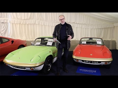 2019 Silverstone Auctions Race Retro Classic car sale preview