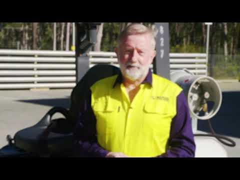 Ullrich Forklift Attachment Safety Video