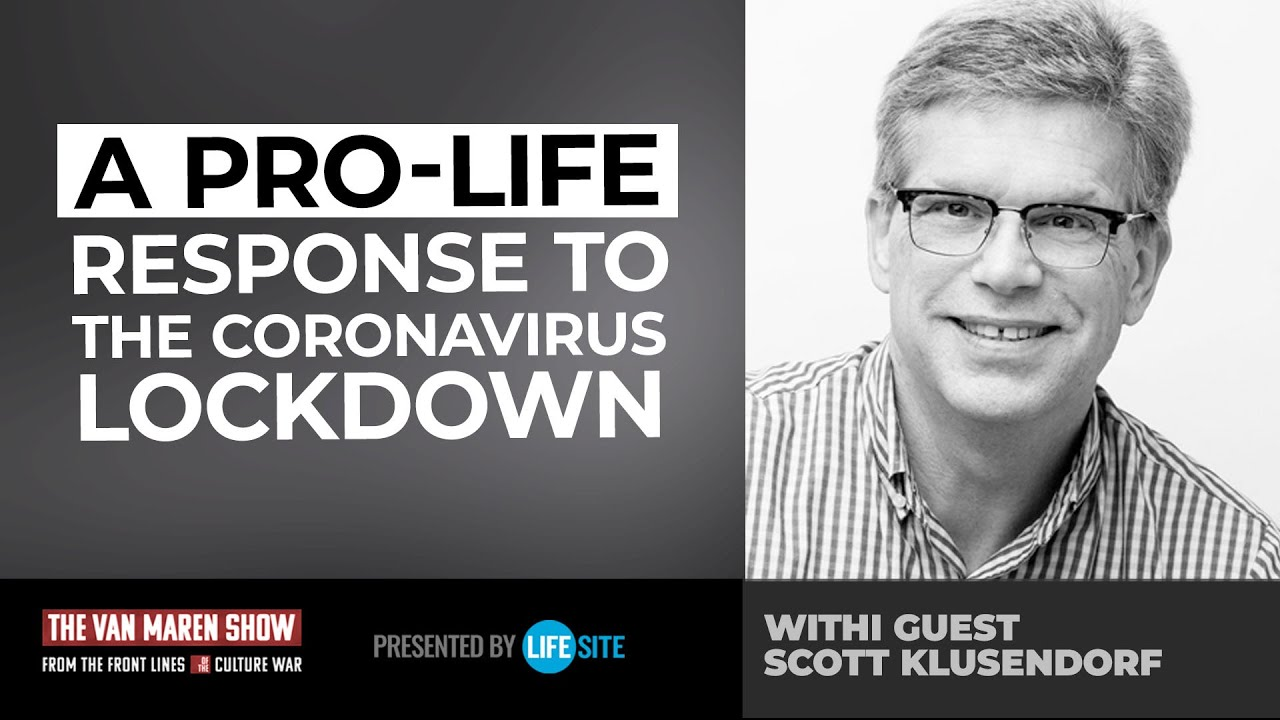 Why pro-lifers shouldn't support the coronavirus lockdown