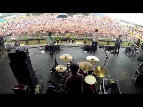 Reverend & the Makers - Shine the light - LIVE @ T in the Park 2014