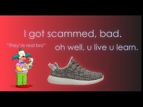 """How my """"Friend"""" Scammed me for my Yeezy Boost 350 Turtle Doves..."""