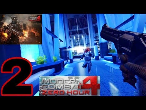 Modern combat 4.zero hour Android gameplay mission 2