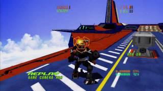 Xbox360 電脳戦機バーチャロン・オラトリオタングラム 対戦動画3