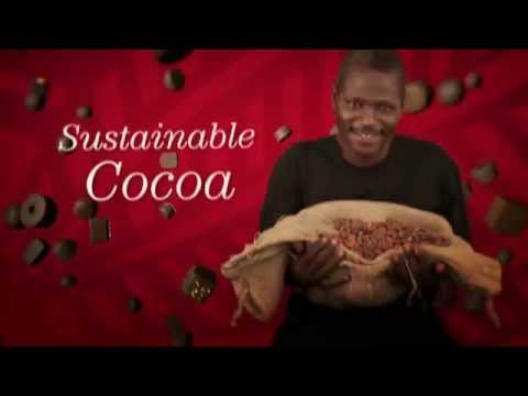 Sustainable Cocoa: The Cargill Cocoa Promise