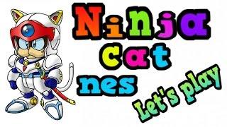 Полное прохождение Dendy Ninja Cat Кошка ниндзя