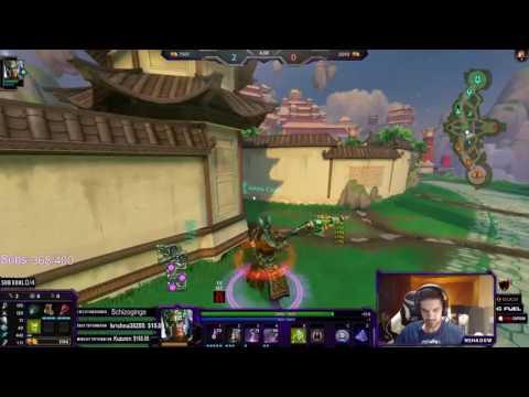 Smite: Grandmasters Duel! | Chaac vs Bellona | #38