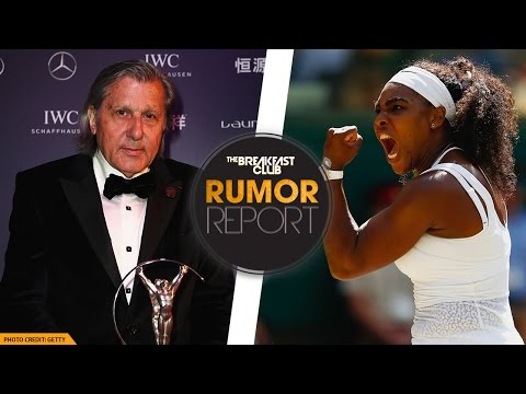 Thumbnail: Serena Williams Fires Back At Tennis Champ Ilie Nastase For Racist Comments Toward Her Unborn Child