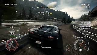 Need for Speed : Rivals [Hotpursuit match with gold achievement ]