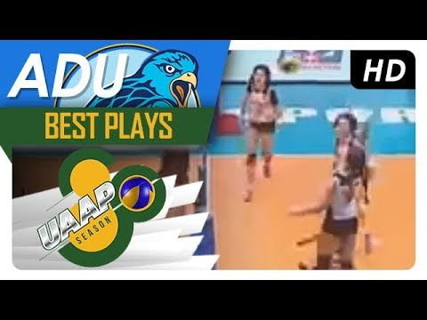 UAAP 80 WV: Chiara Permentilla stuns the UP defense with an off-speed | AdU | Best Plays