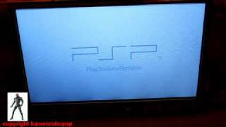 6.20 TN-B : How to Downgrade ANY PSP WITHOUT pandora battery