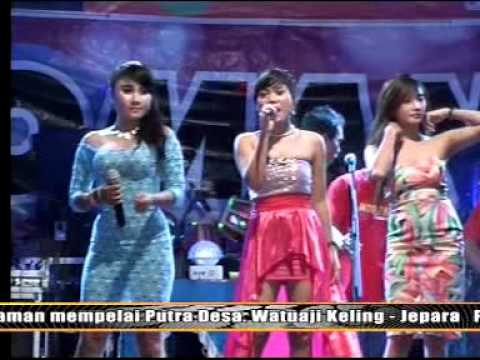 Do'a pengantin - all artis - Romansa live in Watuaji