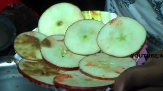 APPLE BHEL PURI | Street Foods | RARE STREET FOOD