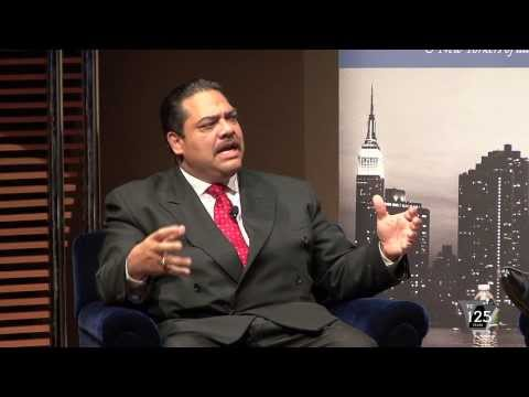 The Future of Education, Arts and Culture in New York City: Erick Salgado