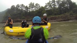 201405 青衣江 V2 0   China SIchuan Kayak