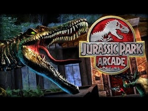 Jurassic Park Arcade™ 2015 Full Game