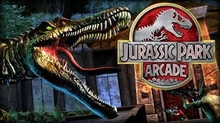 Game | Jurassic Park Arcade™ 2015 Full Game | Jurassic Park Arcade™ 2015 Full Game