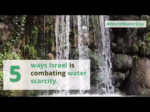 5 ways Israel is combating water scarcity