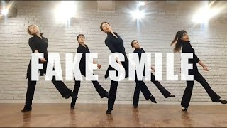 Fake Smile By Min LineDance / Advanced Rolling 8 Count Level