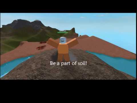 Dirtman Faction: Be A Part Of Soil!