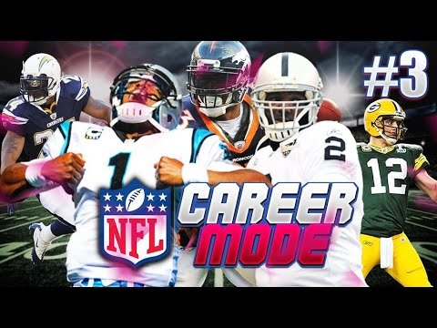IS THAT CAM NEWTON OR JAMARCUS RUSSELL?! MADDEN 17 CAREER MODE Ep. 3