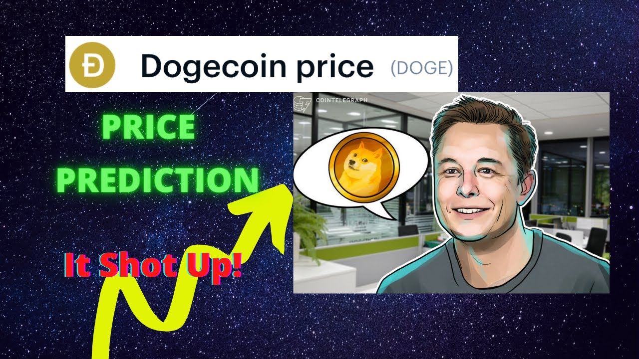 Dogecoin & Ethereum Merge?   What Should You Do?   Elon ...