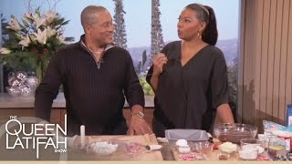 Holiday Recipes On A &quotFamily Dollar&quot  The Queen Latifah Show